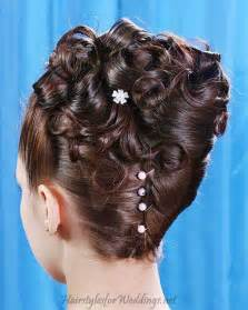 wedding updo hairstyles for hair