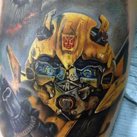 biomechanical transformer tattoo 60 transformers tattoo designs for men robotic ink ideas