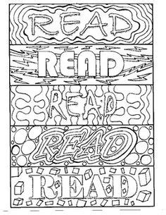 reading rocks coloring page free printable pirate bookmarks download the pdf template