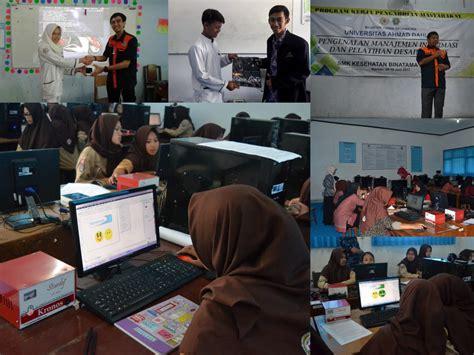 design grafis kelas x pengenalan managemen informasi dan pelatihan design grafis