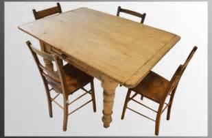 Antique Pine Kitchen Table Antique Pine Kitchen Dining Table Antiques Atlas