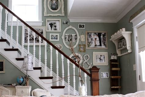 Staircase Wall Decor Ideas | sublime 8x10 collage picture frames for wall decorating