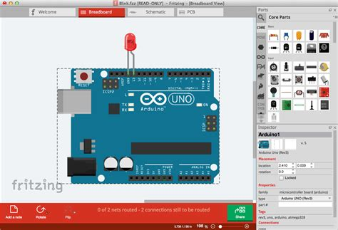automatic pcb layout design software download fritzing electronic design automation software