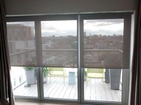 Roller Shades For Sliding Glass Door 17 Best Ideas About Door Blinds On Door Coverings Door