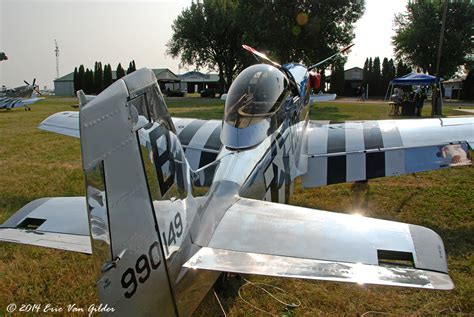 scale p 51 mustang replica gilder aviation photography eaa airventure 2014