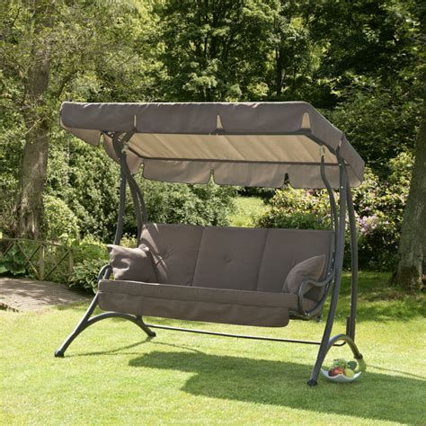 garden swing seat swings garden furniture roselawnlutheran