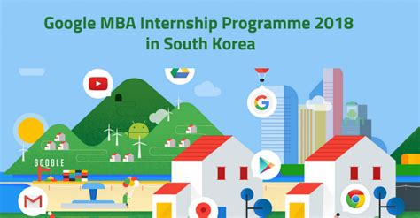 Mba Finance Summer Internships by Mba Internship Programme 2018 In South Korea