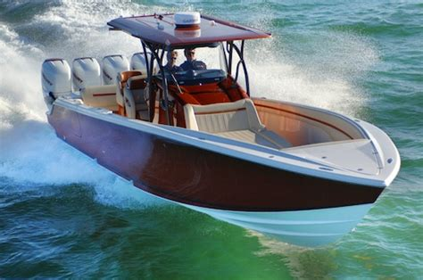 nor tech race boats the age of the center console lakeexpo lake news