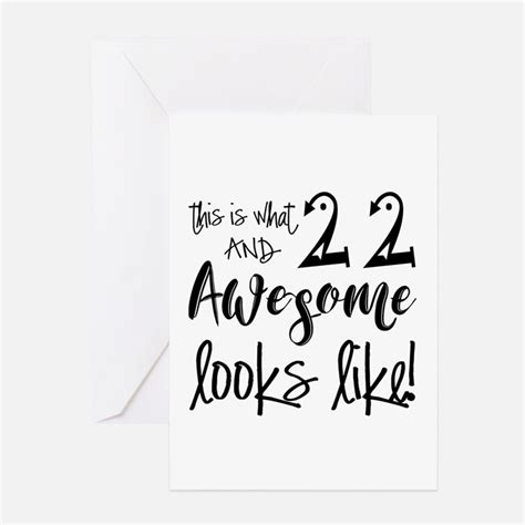 22nd birthday card template 22nd birthday greeting cards card ideas sayings
