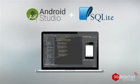 android tutorial android studio android sqlite database tutorial using android studio