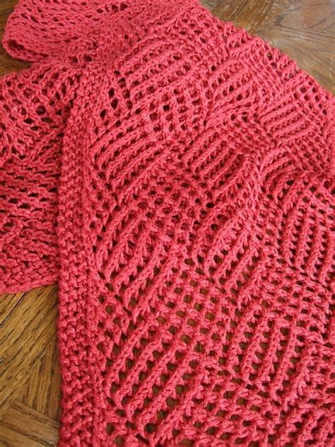 free knitting patterns scarves pinterest how to crochet a reversible stitch same pattern on both