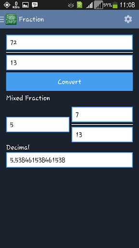 mobile converter apk fraction converter for pc