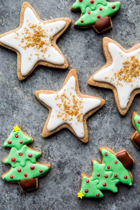 Link Precious Snowflake Cookies 2 by 1 Sugar Cookie Dough 5 Ways To Decorate Sallys Baking