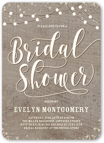 bridal shower invitations walmart shilohmidwiferycom
