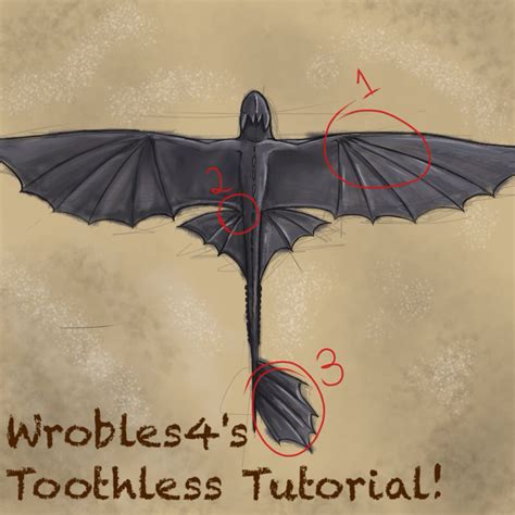 How To Make A Paper Fury - toothless tutorial by wrobles4 on deviantart