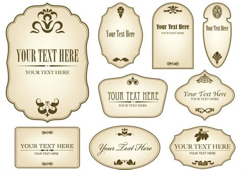 label templates  bottles printable label templates