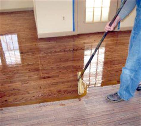 How To Sand A Hardwood Floor by Carroll County Maryland Hardwood Flooring Installation