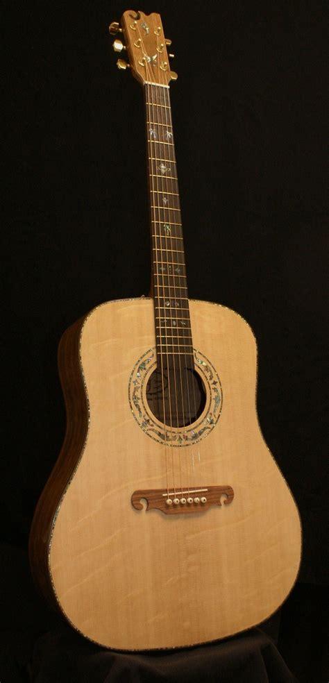 Handcrafted Guitars Acoustic - dreadnought guitars custom handmade elijah guitars