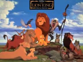 lion king animal