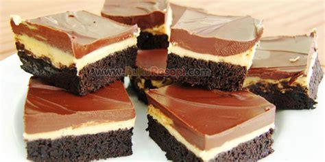 brownie peanut butter wwwbukuresepicom