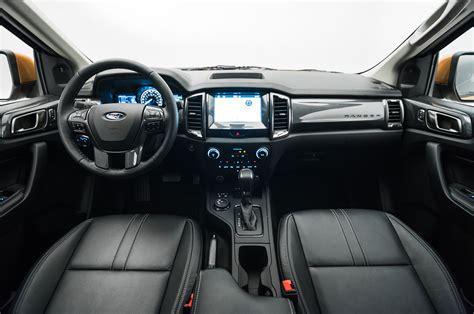 ford ranger interior motor trend en espanol