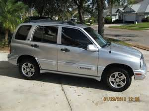 find used 2002 chevy tracker lt in tarpon springs florida