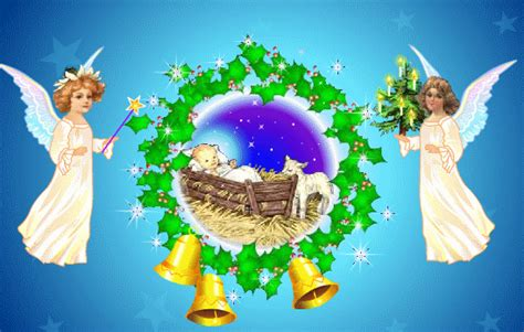 christmas angels animated images gifs pictures animations