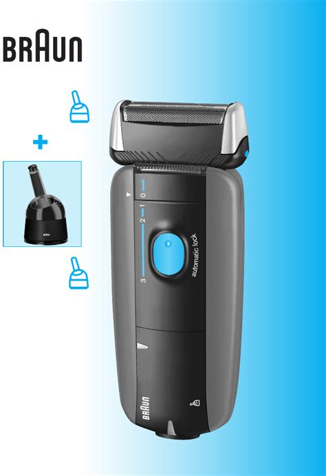 Braun Electric Shaver 5494 User Guide Manualsonline