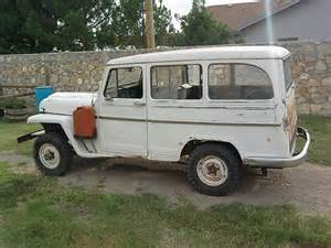 1961 Jeep Willys For Sale 1961 Willys Wagon For Sale El Paso