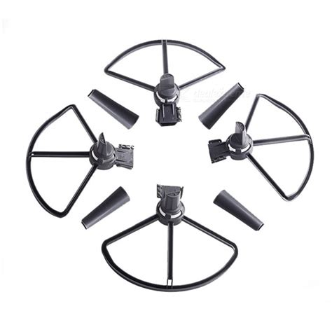 Special Dji Spark Landing Gear Protector propeller protector and extended landing gear for dji spark rc drone free shipping dealextreme