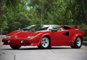 1985 Lamborghini Diablo 1985 Lamborghini Countach Information And Photos Momentcar