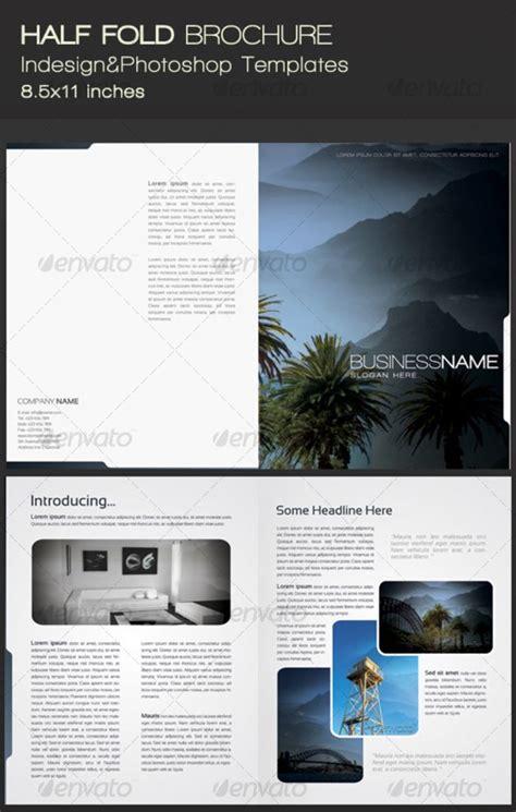 half fold brochure template free half fold brochure bbs