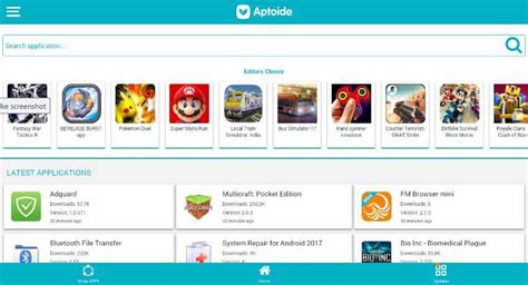aptoide lite aptoide lite download for latest version for android