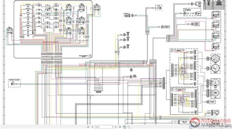 terex pt30 electrical schematic auto repair manual forum