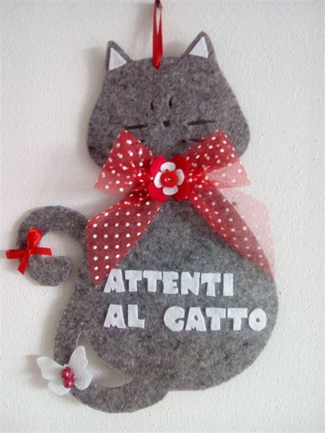 cassetta gatto targhette fuori porta gatto e casetta per la casa e