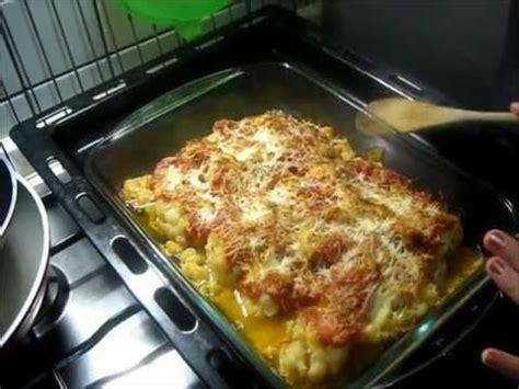 come cucinare il cavolfiore bianco cavolfiore al forno con pomodoro e mozzarella