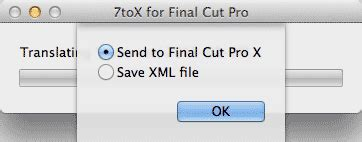 final cut pro quit unexpectedly during export 7tox bridges fcpx s backward compatibility gap tony latorre