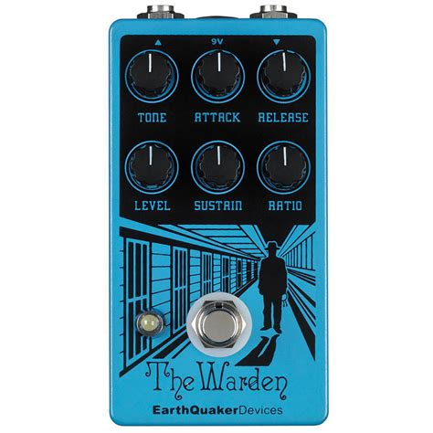 earthquaker devices earthquaker devices the warden 171 guitar effect