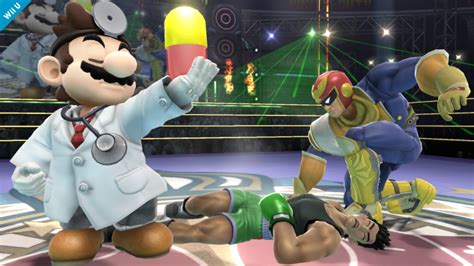 Amiibo Fox Smash Bross Amibo Nintendo 3ds Wiiu Switc T3009 smash bros for wii u dr mario screen 7 nintendo