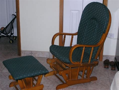 Glider Chair Canada - cushions dutailier glider replacement cushions to
