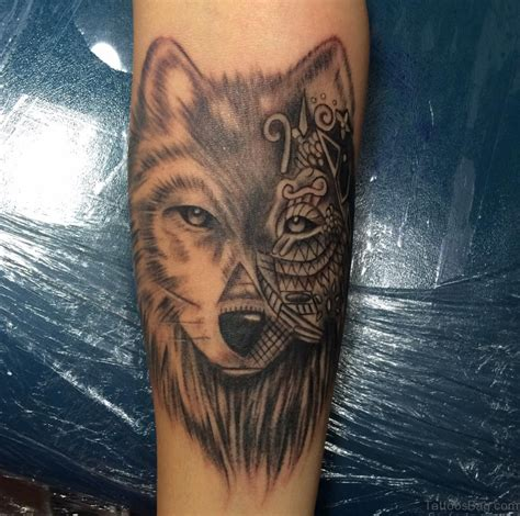 50 Exclusive Wolf Tattoos For Arm Wolf Tattoos For