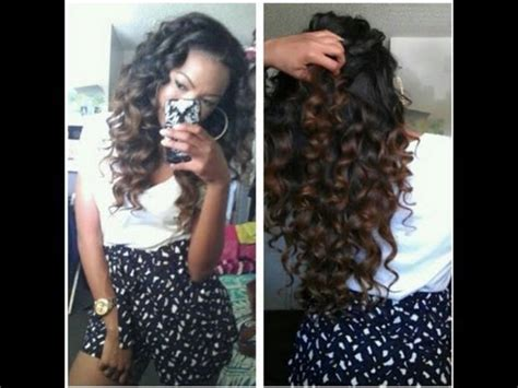 how to get cute curls wand wiki big messy curls curling wand curls on kcy youtube
