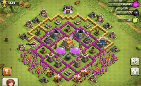 protect war loot in your clan castle clash of clans village design dozers coc war clan