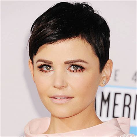 more ginnifer godwin pixie cut front and back views ginnifer goodwin s changing looks instyle com