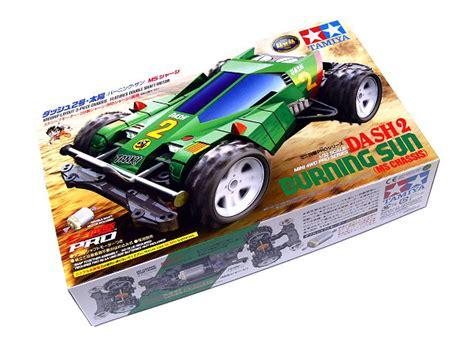 Tamiya Burning Sun Dash2 1 32 Racing Mini 4wd Series No 26 New 1 tamiya model mini 4wd racing car 1 32 dash 2 burning sun ms chassis 18628 ebay
