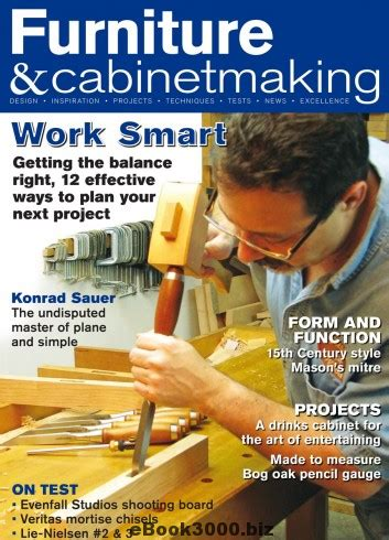 furniture cabinetmaking march    magazine