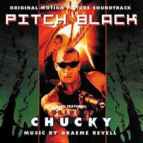 chucky movie music pitch black bride of chucky soundtrack compilation