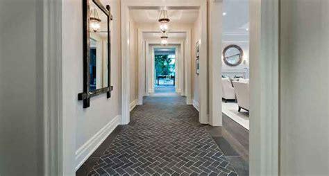 Black Herringbone Floor Design Ideas