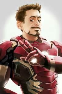 Tony Stark tony stark art by hallpen marvel pinterest kunst