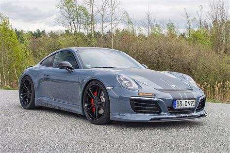 Tieferlegung Porsche 997 by Techart 997
